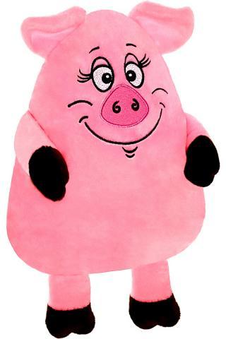 Весёлая свинка