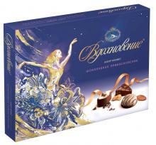 Конфеты в коробке Вдохновение Шоколадное прикосновение, 136 г