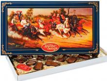 Конфеты в коробке Русь тройка, Красный Октябрь, 350 г