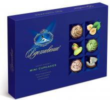 Конфеты в коробке Вдохновение Mini Cupcakes, 165 г